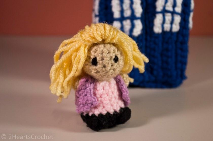 Amigurumi Doll Hair Tips - Two Hearts Crochet