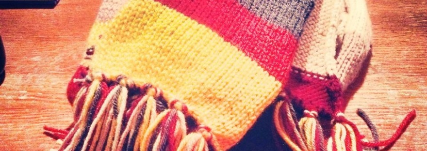 Pattern Share Doctor Who Scarf