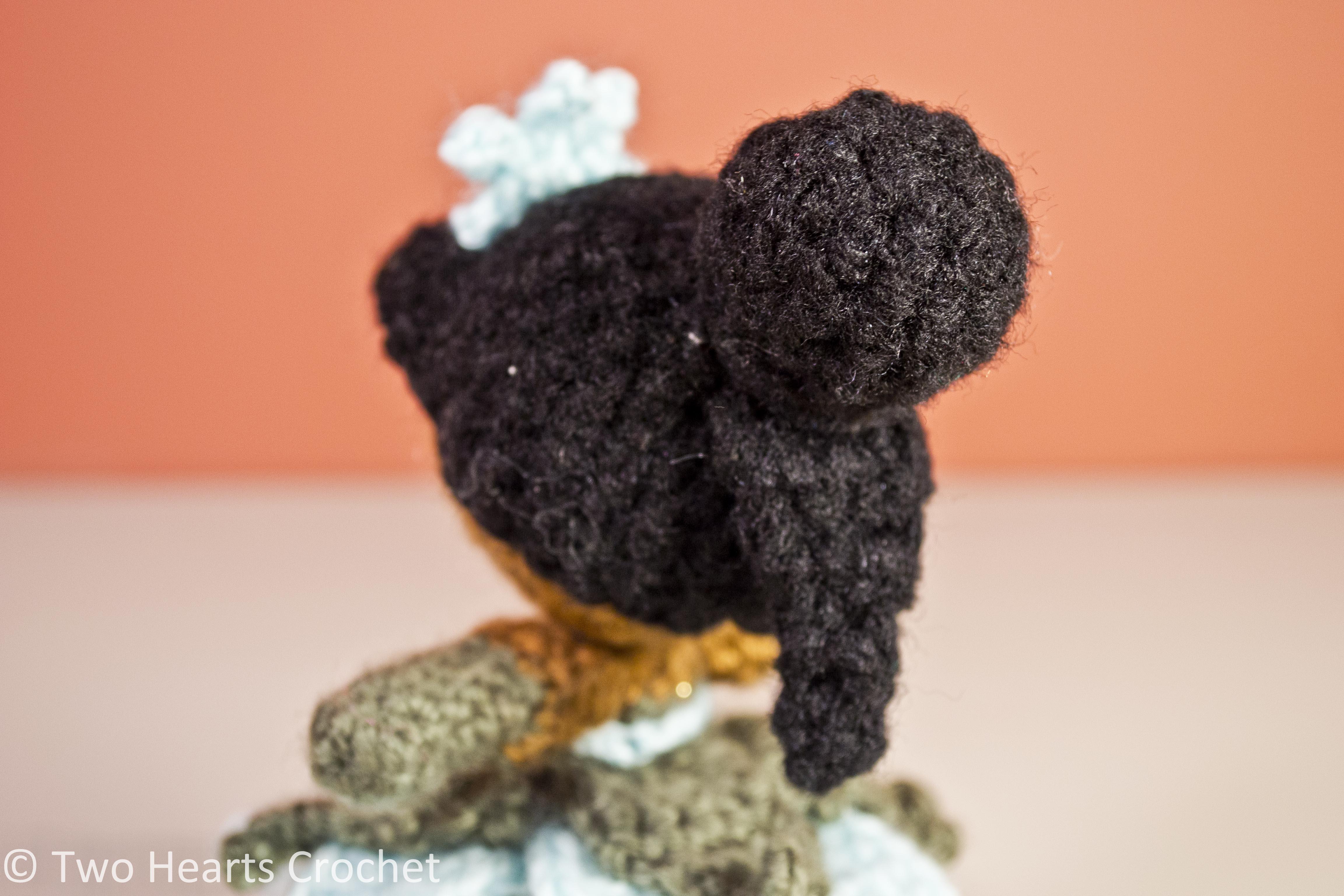 Amigurumi Doll Hair Bun : Princess Pattern: Tiana (The Princess and the Frog ...