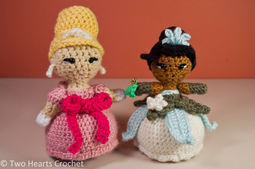 Tiana & Lottie-1