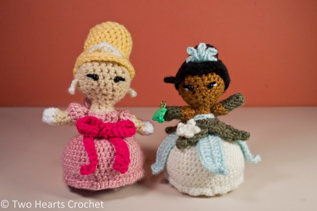 Tiana & Lottie-2