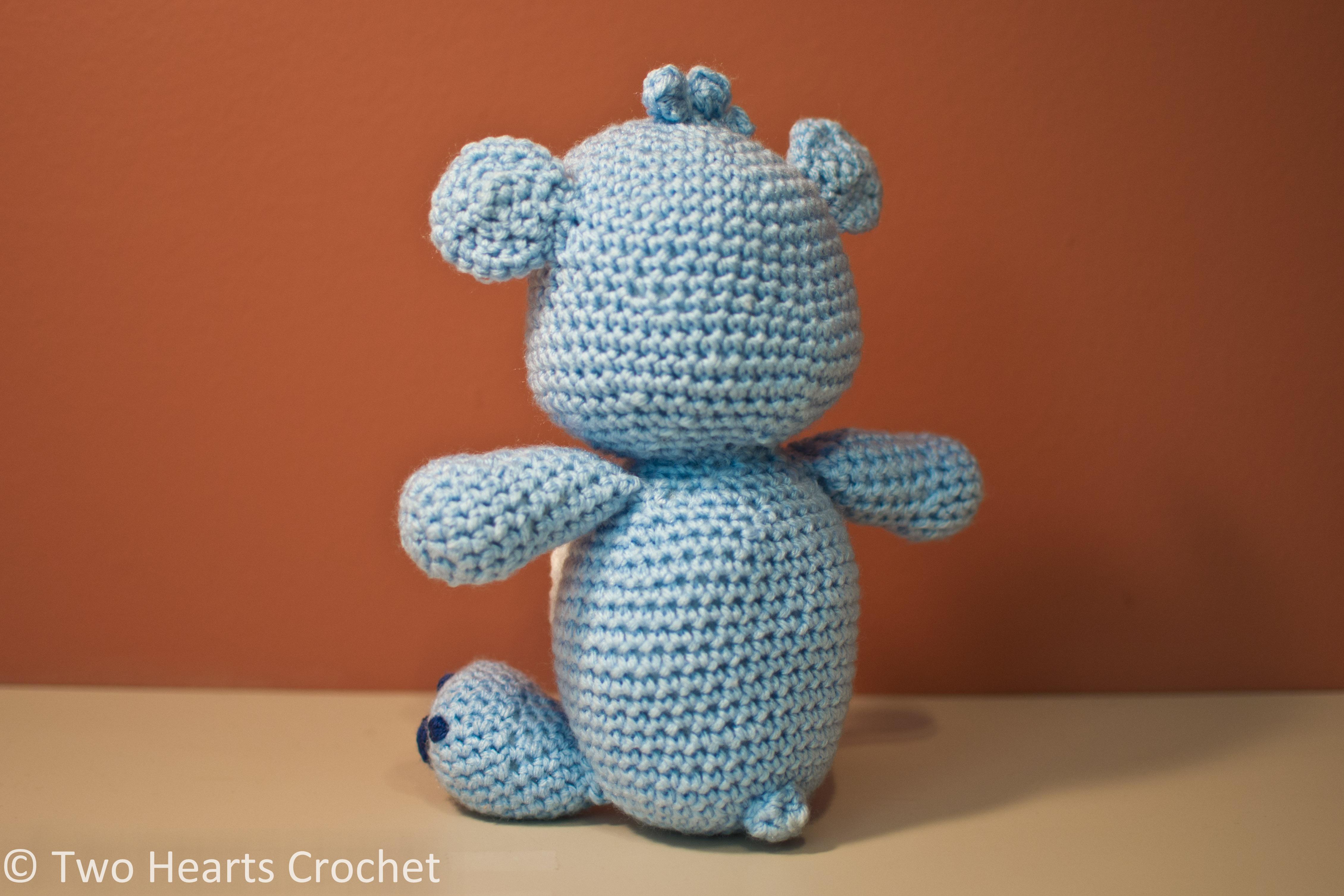 Meet: Jer Bear the Care Bear!