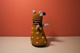 Amigurumi Dalek (1 of 14)