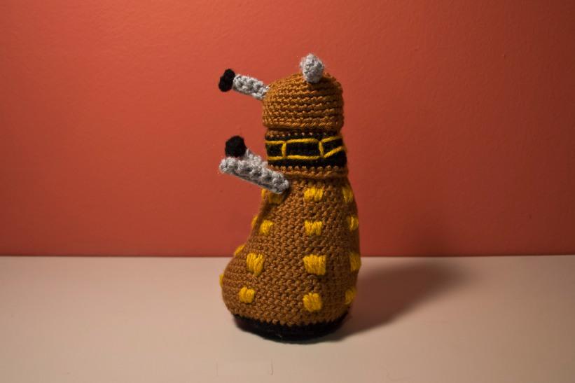 Amigurumi Dalek (6 of 14)