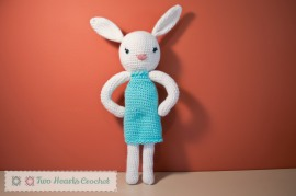Amigurumi Bunnies (3 of 9)