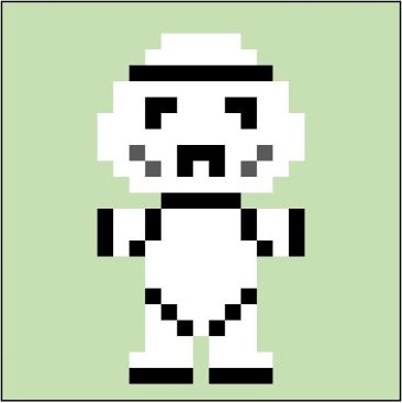 Storm Trooper (Small)