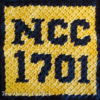 Square #4: TOS NCC-1701