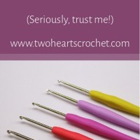 3 Ergonomic Crochet Hooks You Need to Own