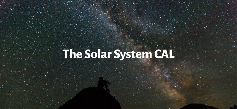 solar system cal featured image