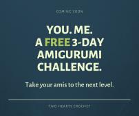 3-Day Amigurumi Challenge