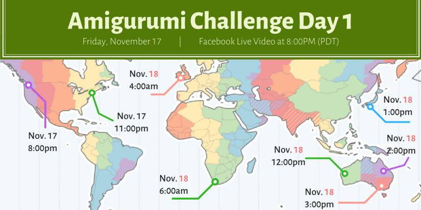 Ami Challenge Day 1 Time Zones