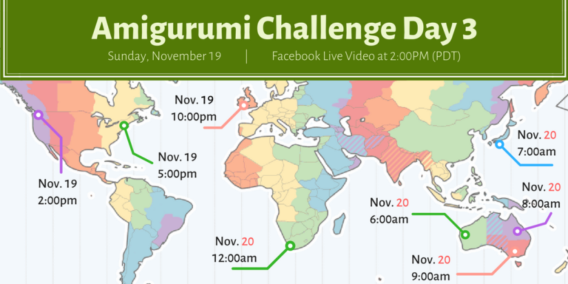 Ami Challenge Day 3 Time Zones