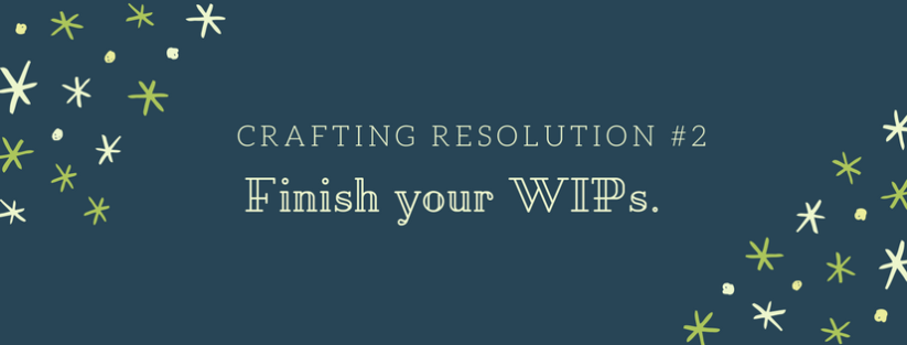 Crafting Resolution 2