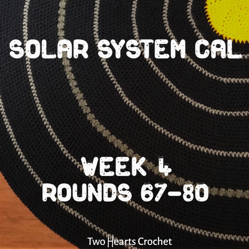 Solar System Cal Two Hearts Crochet