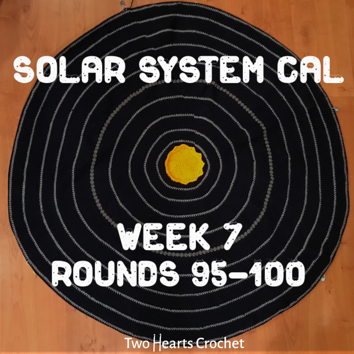 Solar System CAL Week 7: Rounds 95-100