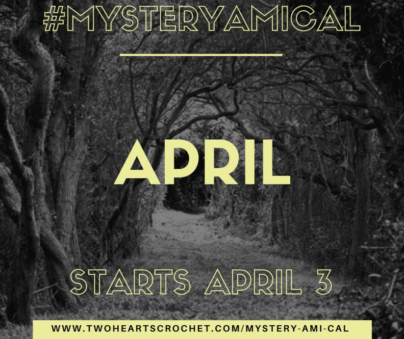 Mystery Ami CAL April