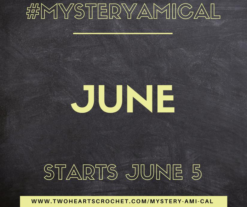 Mystery Ami CAL June