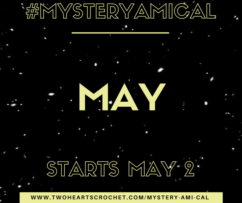 Mystery Ami CAL May