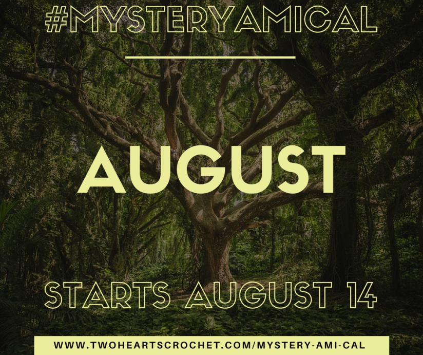 Mystery Ami CAL August
