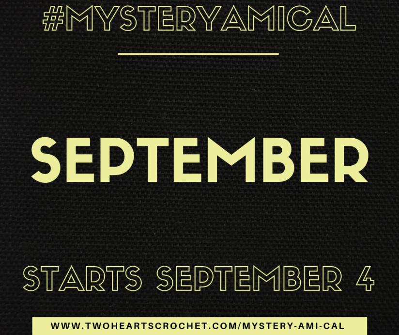 Mystery Ami CAL September