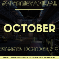 Mystery Ami CAL - October