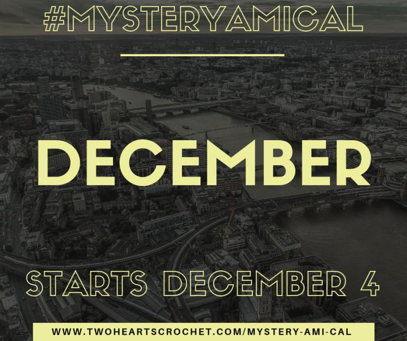 Mystery Ami CAL December